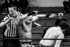 Craven Knyte vs. Ryan Cruz