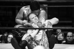 Kara Noia vs. Brooke Valentine